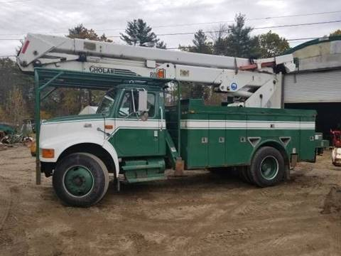 1999 Holan Bucket Truck  for sale in Epsom, NH