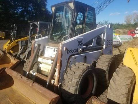 1901 Bobcat 963G Skid Steer for sale in Epsom, NH