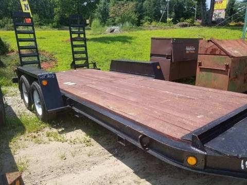 2003 Contrail  Trailer for sale in Epsom, NH