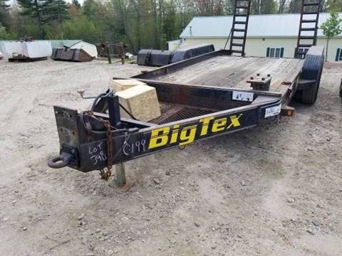1901 Big Tex Trailer for sale in Epsom, NH