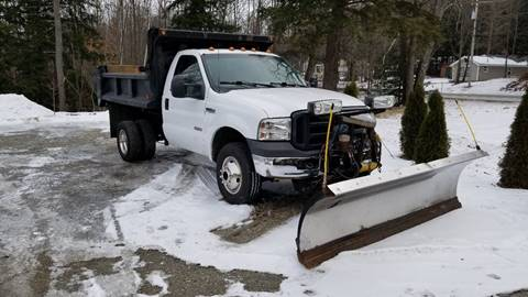2007 Ford F-350 Super Duty for sale in Epsom, NH