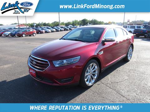 2018 Ford Taurus for sale in Minong, WI