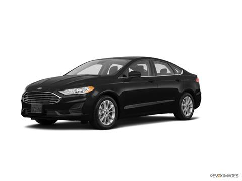 2019 Ford Fusion for sale in Minong, WI