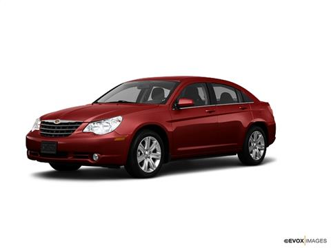 2010 Chrysler Sebring for sale in Minong, WI