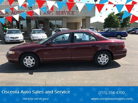 2000 Buick Regal for sale in Osceola, WI