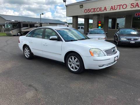 2005 Ford Five Hundred for sale in Osceola, WI