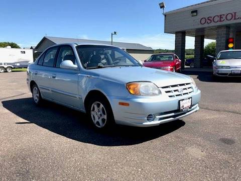 2005 Hyundai Accent for sale in Osceola, WI