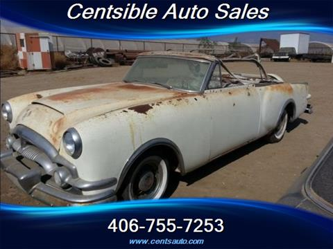 1953 Packard Caribbean for sale in Kalispell, MT