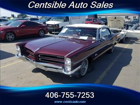 1966 Pontiac Catalina for sale in Kalispell, MT
