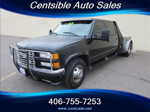 Chevrolet C/K 3500 Series For Sale - Carsforsale.com®