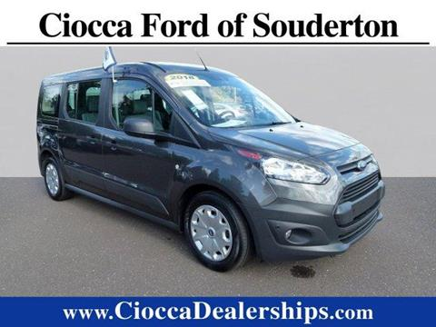 2018 Ford Transit Connect Wagon for sale in Souderton, PA