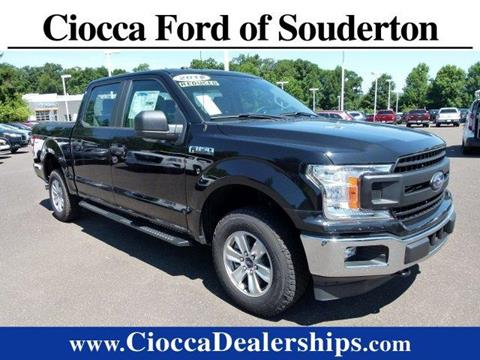 2018 Ford F-150 for sale in Souderton, PA