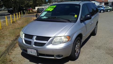 2001 Dodge Grand Caravan for sale in Modesto, CA