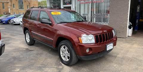2007 Jeep Grand Cherokee for sale at KUHLMAN MOTORS in Maquoketa IA