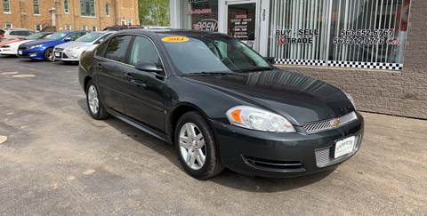 2014 Chevrolet Impala Limited for sale at KUHLMAN MOTORS in Maquoketa IA