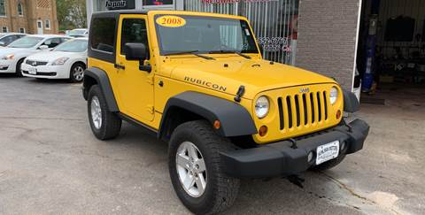 2008 Jeep Wrangler for sale in Maquoketa, IA