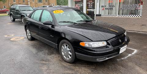 1999 Buick Regal for sale at KUHLMAN MOTORS in Maquoketa IA
