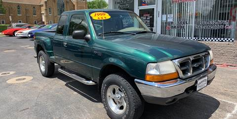 1999 Ford Ranger for sale at KUHLMAN MOTORS in Maquoketa IA