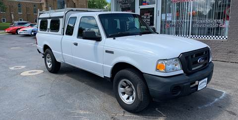 2011 Ford Ranger for sale at KUHLMAN MOTORS in Maquoketa IA