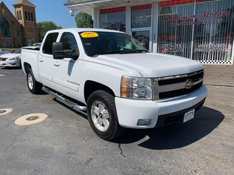 2007 Chevrolet Silverado 1500 for sale at KUHLMAN MOTORS in Maquoketa IA