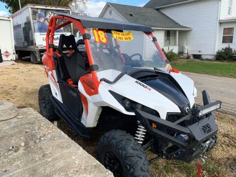 2018 Can-am XC Maverick for sale at KUHLMAN MOTORS in Maquoketa IA