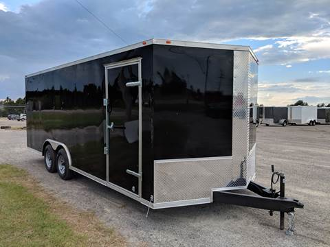 2019 Eagle 8.5x20 Ta2 Auto Hauler  for sale in Spartanburg, SC