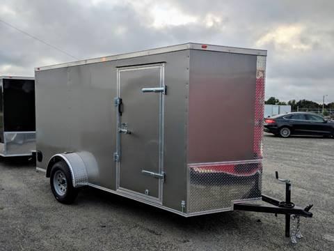 2019 Eagle 6x12 Single Axle for sale in Spartanburg, SC