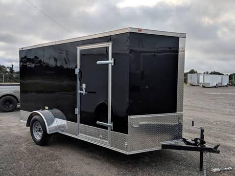 2019 Eagle 6x12 Silgle Axle for sale in Spartanburg, SC