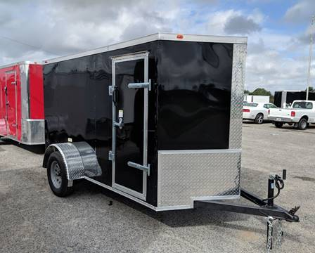 2019 5x10 Single Axle Enclosed Cargo Trailer for sale in Spartanburg, SC
