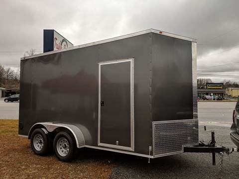 2019 2019 7x14 TA2 Enclosed Cargo Trailer for sale in Spartanburg, SC