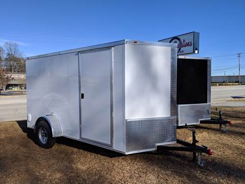 2019 6x12 SA Enclosed Cargo Trailer for sale in Spartanburg, SC