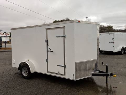 2019 7x12 SA  Enclosed Cargo Trailer for sale in Spartanburg, SC