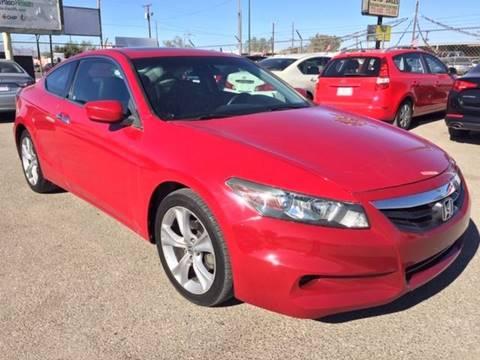 2012 Honda Accord for sale in El Paso, TX