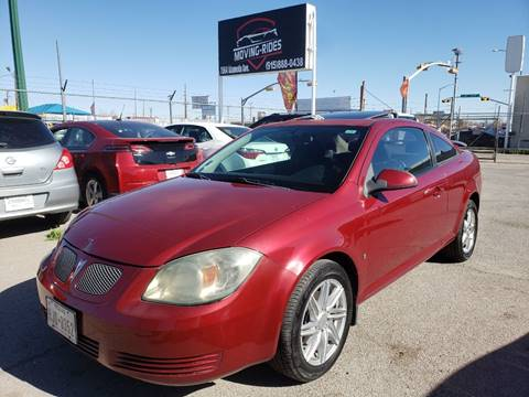 2009 Pontiac G5 for sale in El Paso, TX