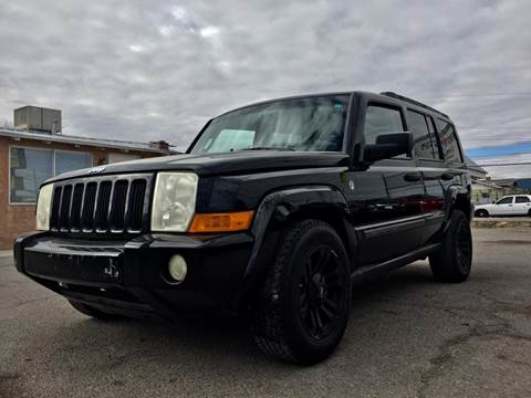 2006 Jeep Commander for sale in El Paso, TX
