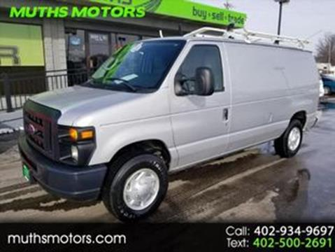 2014 Ford E-Series Cargo for sale in Omaha, NE