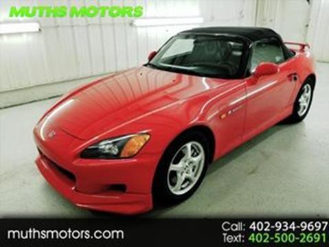 2000 Honda S2000 for sale in Omaha, NE