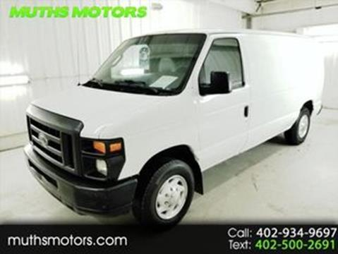 2008 Ford E-Series Cargo for sale in Omaha, NE