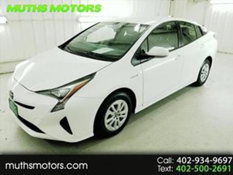 2016 Toyota Prius for sale in Omaha, NE