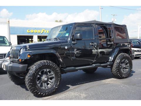 2013 Jeep Wrangler Unlimited for sale in Pleasantville, NJ