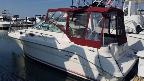 1994 Sea Ray Sundancer 270 for sale in Vincentown, NJ