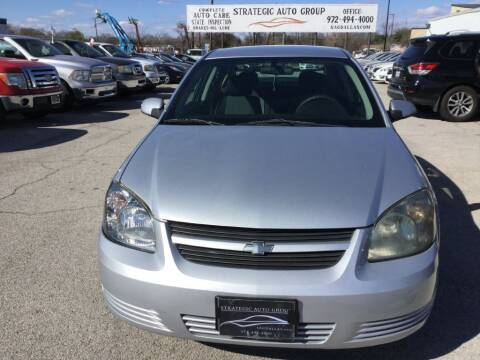 2009 Chevrolet Cobalt for sale at Strategic Auto Group in Garland TX