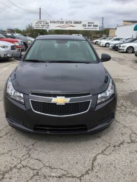 2014 Chevrolet Cruze LS Auto for sale at Strategic Auto Group in Garland TX