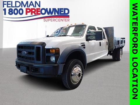 2008 ford f250 gas engine options