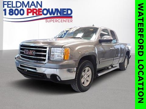 2013 GMC Sierra 1500 for sale in Waterford, MI
