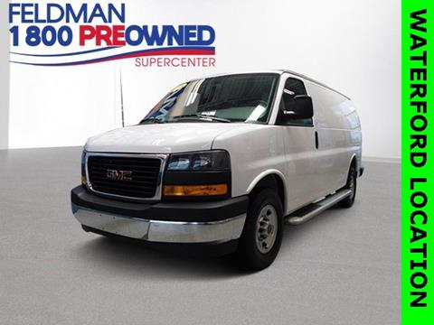 bb4a68a744 Used GMC Savana Cargo For Sale in Michigan - Carsforsale.com®