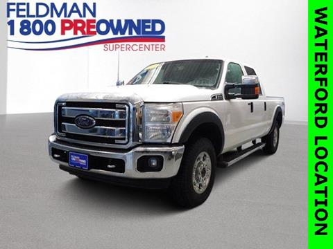 2014 Ford F-250 Super Duty for sale in Waterford, MI