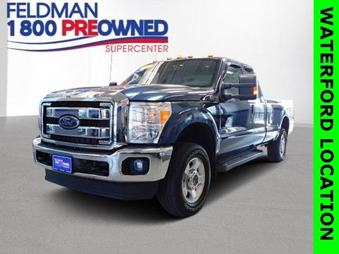 2016 Ford F-250 Super Duty for sale in Waterford, MI