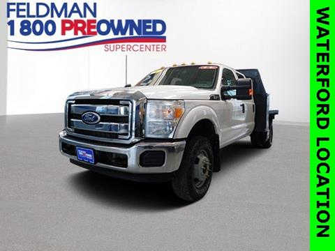 2011 Ford F-350 Super Duty for sale in Waterford, MI