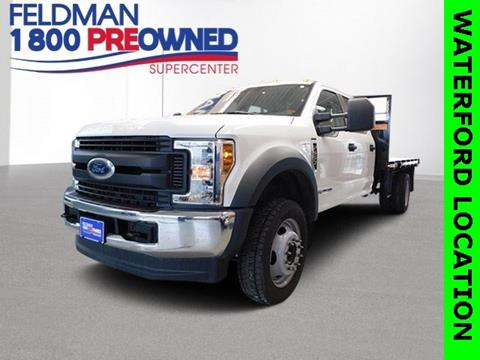 2018 Ford F-550 Super Duty for sale in Waterford, MI